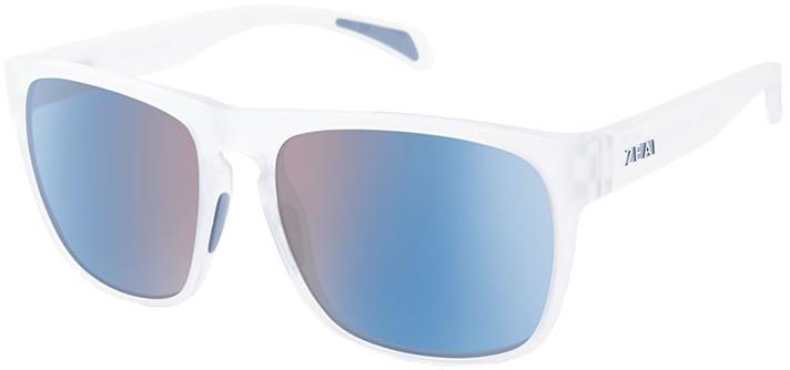 Zeal Capitol Sunglasses M Matte Crystal Horizon Blue