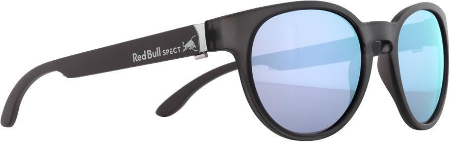 Red Bull Spect Wing 4 Smoke Polarised Sunglasses, M/L Matte Dark Grey