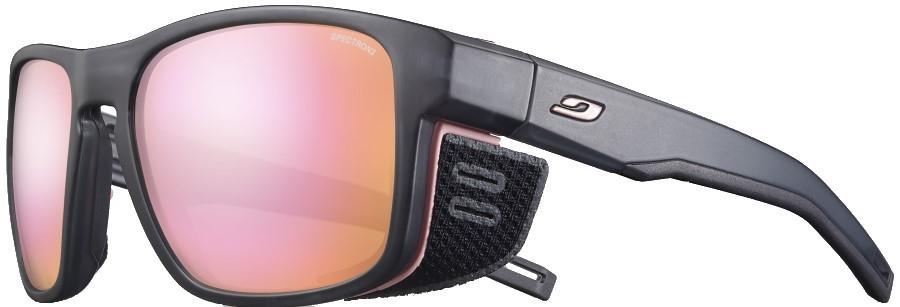 Julbo Shield M SP3+ Mountain Sunglasses, OS Grey/Pink