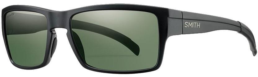 Smith Outlier Sunglasses M Grey Green Polarised ChromaPop