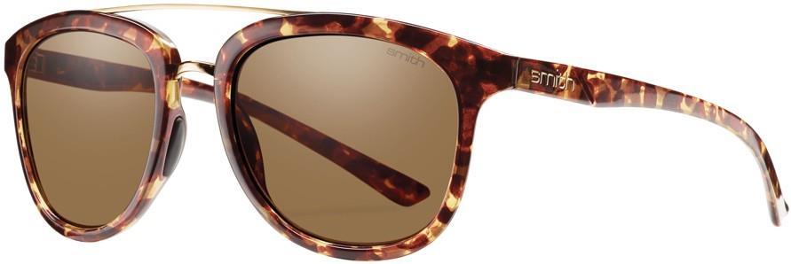 Smith Clayton Sunglasses M Brown Polarised ChromaPop