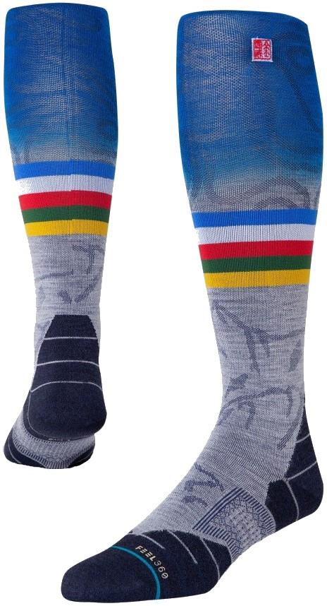 Stance Snow Ultralight Merino Wool Unisex Ski/Snowboard Socks, S JC 2