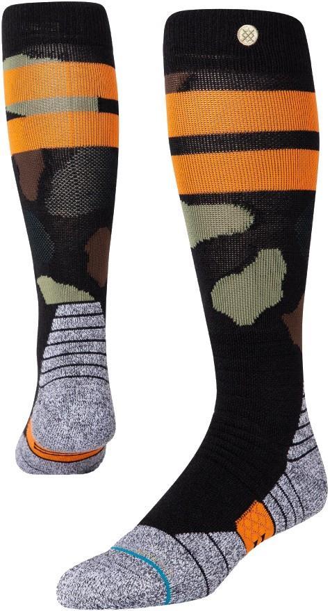 Stance Snow Merino Wool Unisex Ski/Snowboard Socks, M Praisey Snow