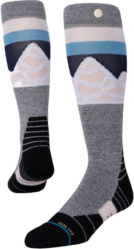 Stance Snow Merino Wool Unisex Ski/Snowboard Socks, S Spillway