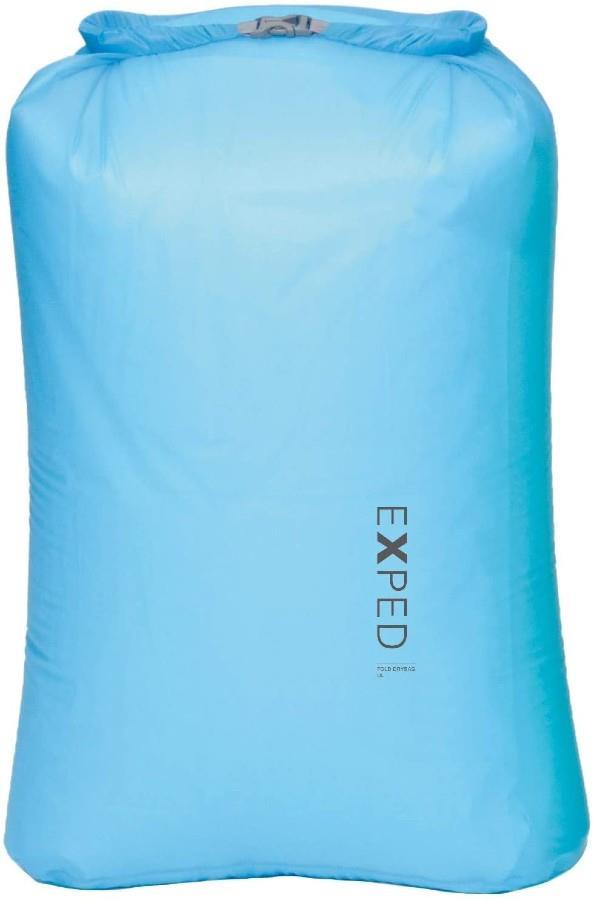 Exped Fold Drybag Bs Waterproof Kit Bag, Xxl / 40l Cyan
