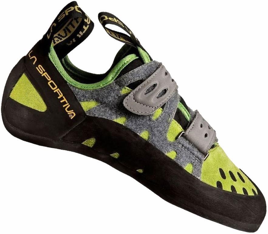 La Sportiva Tarantula Rock Climbing Shoe :UK 6 | EU 39.5, Kiwi