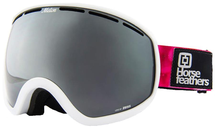 Melon Silver Chrme+Xtra Yellow Lens Snowboard/Ski Goggle Candy
