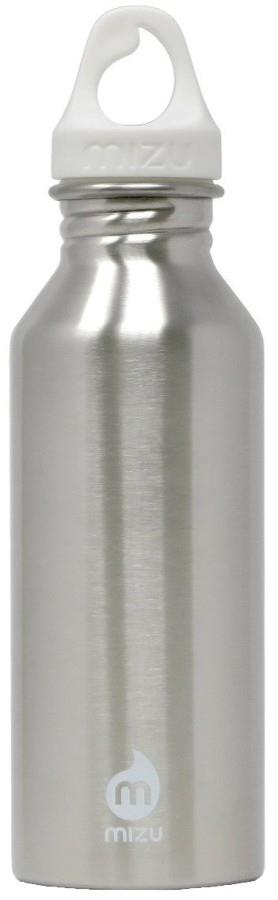 Mizu M5 Stainless Steel Water Bottle, 530ml Silver