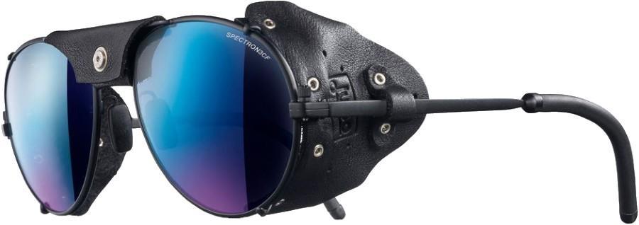 Julbo Cham SP3+ Mountaineering Sunglasses, Black