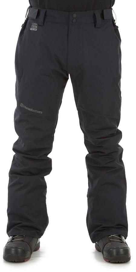 Horsefeathers Spire Ski/Snowboard Pants, XL Black