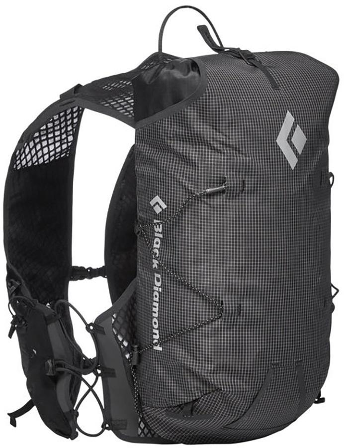 Black Diamond Distance 8 Backpack 8L Alpine Backpack, Large Black