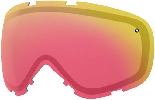 Smith Cadence Ski/Snowboard Goggles Spare Lens Red Sensor Mirror