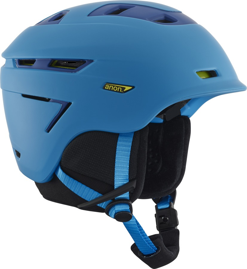 Anon Echo MIPS Ski/Snowboard Helmet, S Blue