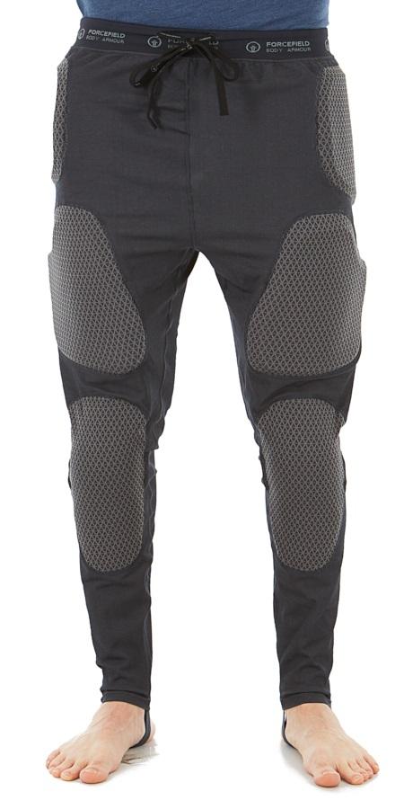 Forcefield Pro Pants Long Crash Pants L Dark Grey