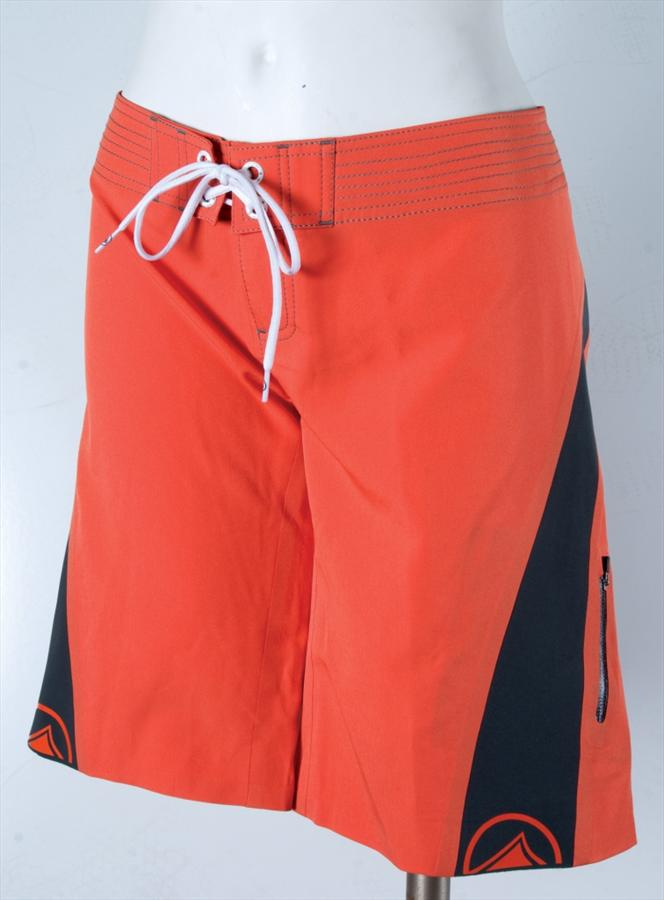 Liquid Force Performer Board Shorts, UK 8-10 US 4-6 Eur 36-38 Orange
