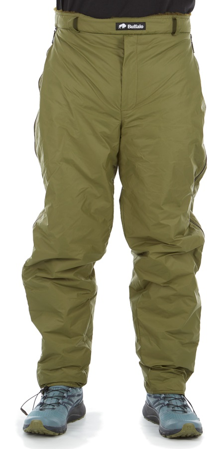 """Buffalo Special 6 Trousers Outdoor Pants, 30"""" Olive Green"""