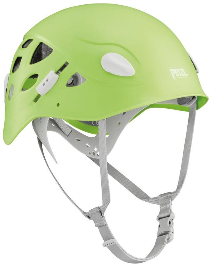 Petzl Womens Elia Climbing Helmet, 50-58cm Green