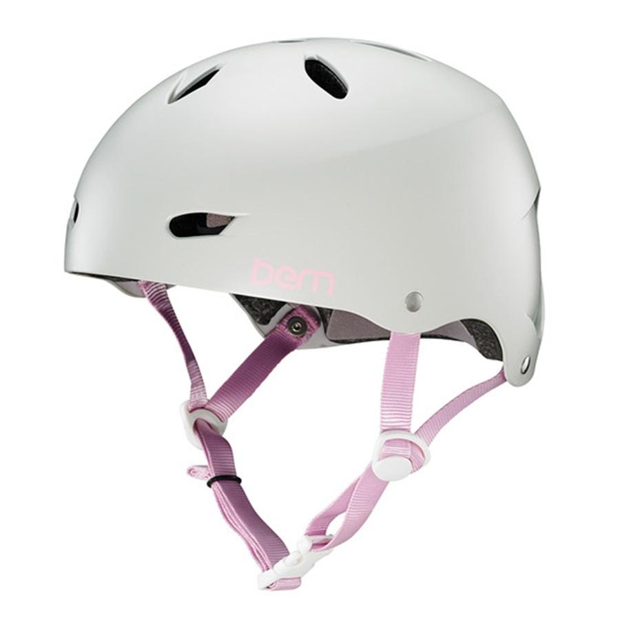 Bern Brighton H2O Ladies Watersports Helmet, S Satin Grey