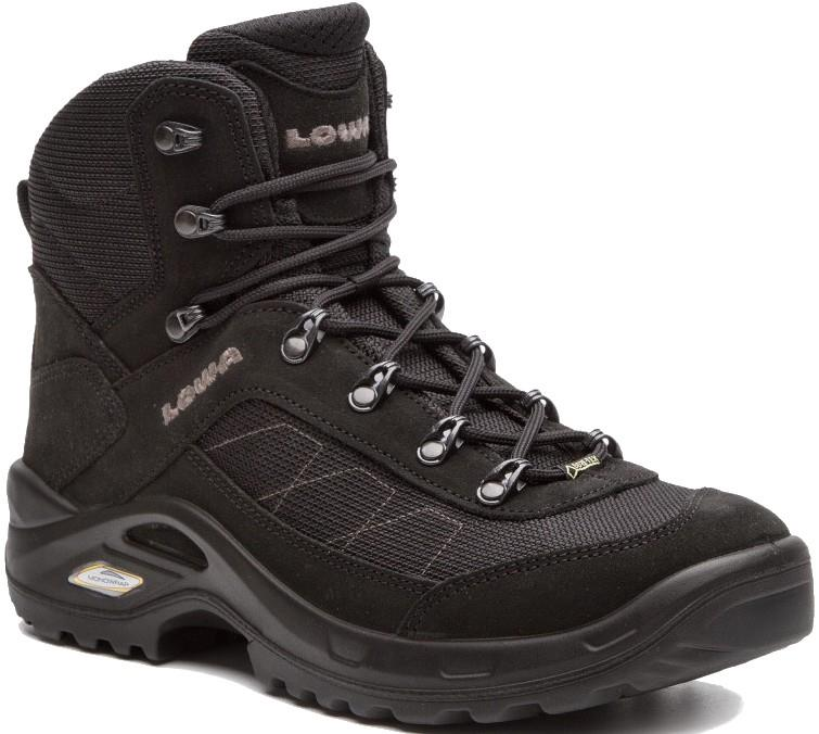 Lowa Adult Unisex Taurus Ii Gtx Mid Men's Hiking Boots, Uk 11.5 Black