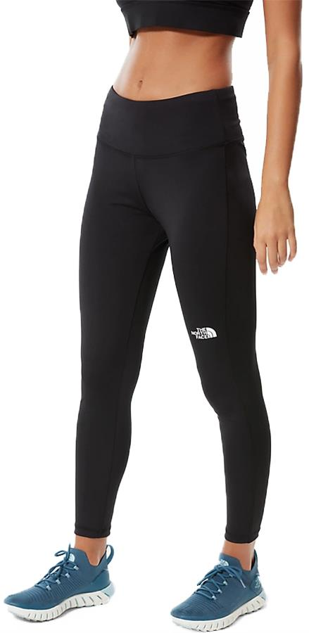 The North Face Flex High Rise 7/8 Women's Tights, UK 6 TNF Black