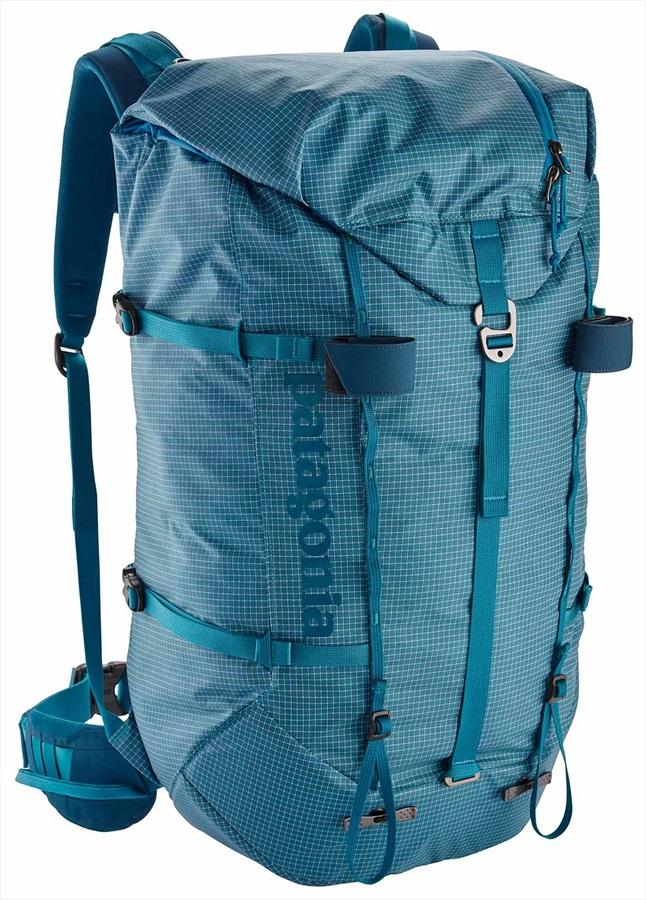 Ascensionist Rock Climbing Backpack/Rucksack, 40L S BalkanBlue
