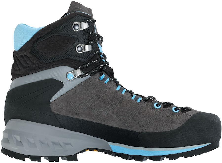 Mammut Kento Tour Gore-Tex Women's Hiking Boots, UK 6 Dark Titanium