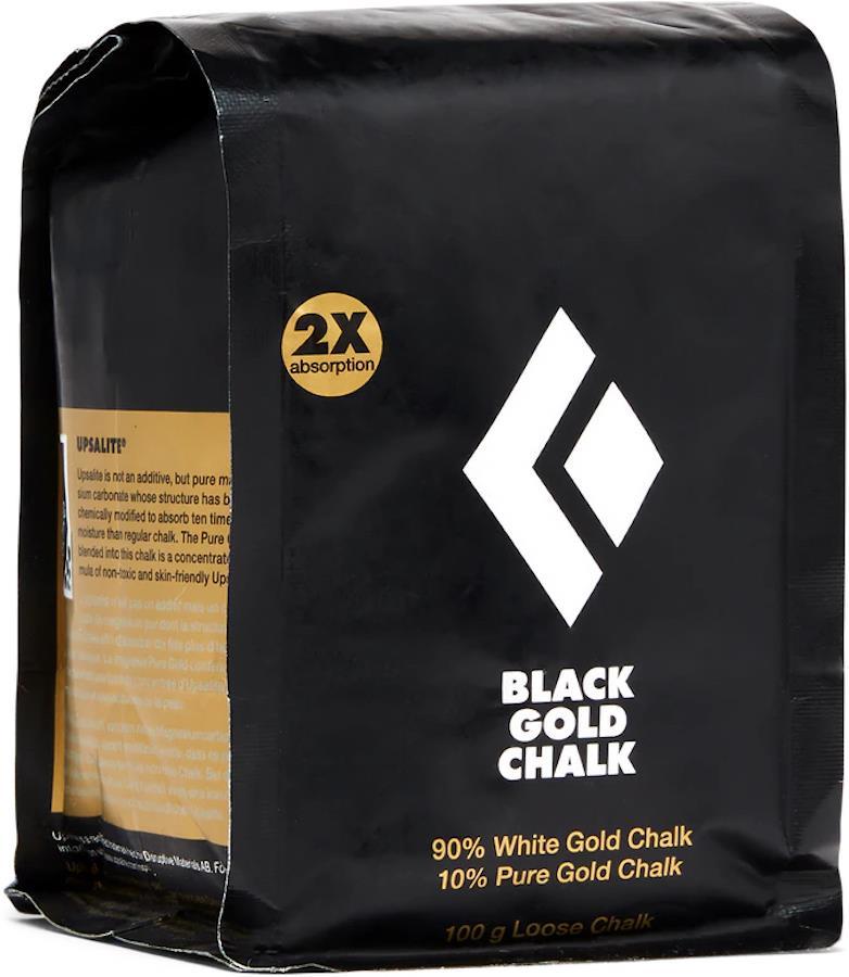 Black Diamond Black Gold Rock Climbing Chalk : 100g