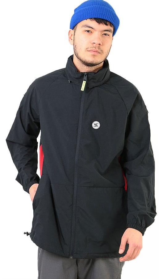 DC Podium Ski/Snowboard Jacket, L Black