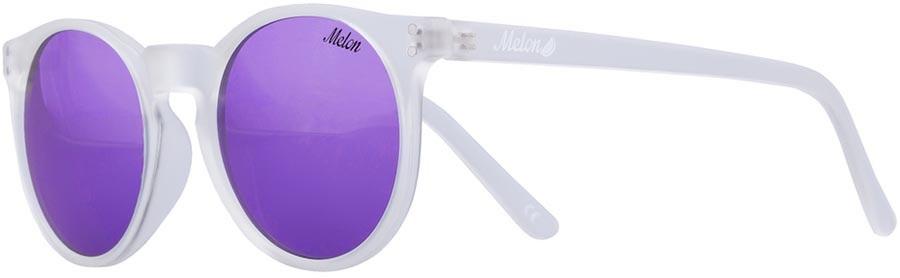 Melon Echo Violet Chrome Polarized Sunglasses, Phantom