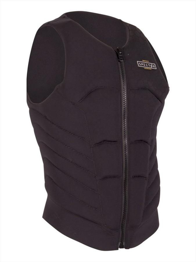 Liquid Force Spector Wakeboard Impact Vest, XL Black 2021