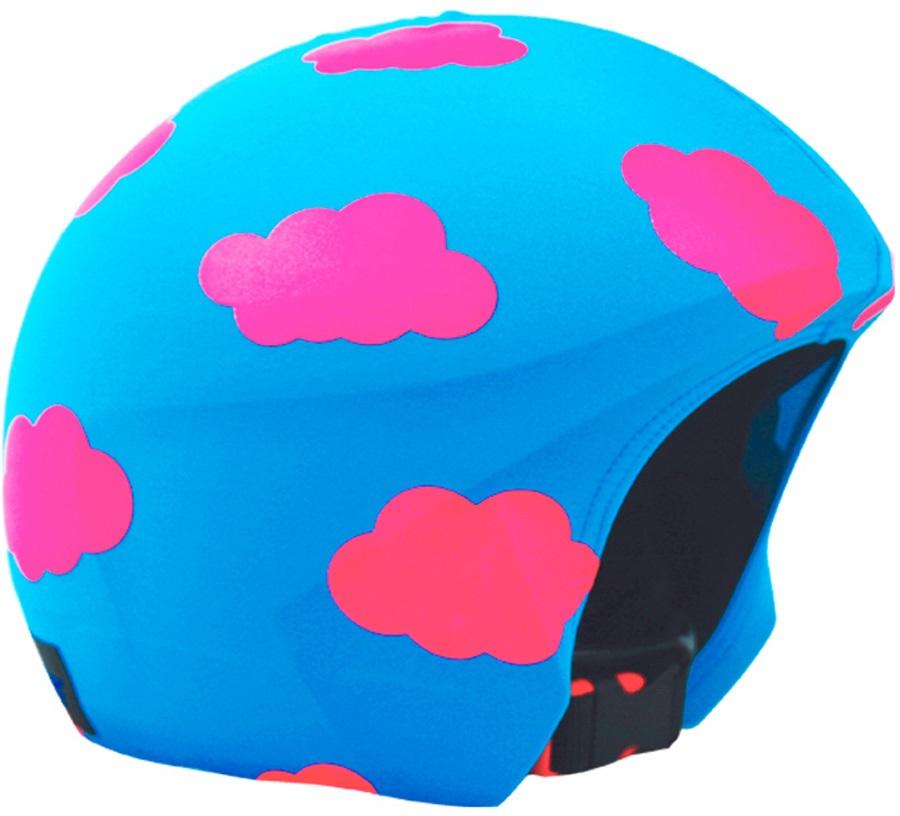 Coolcasc Foggy Days Ski/Snowboard Helmet Cover, Foggy Clouds