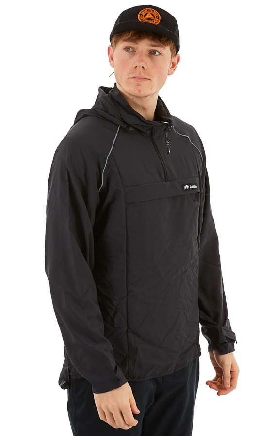 Buffalo Curbar Windtop Pullover Technical Windstopper Jacket, M