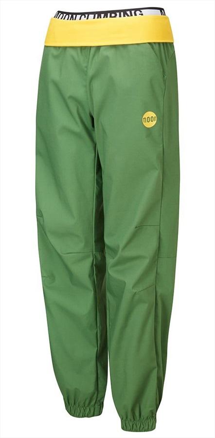 Moon Samurai Pant Women's Climbing Trousers, UK 14 Green
