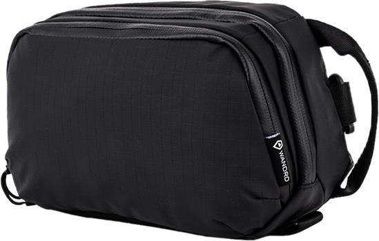WANDRD Tech Pouch Camera Electronic Bag, Large Black
