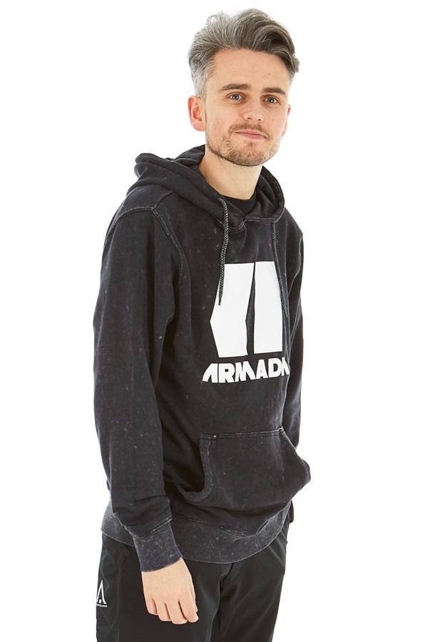 Armada Icon Snowboard/Ski Hoodie L Black Enzyme