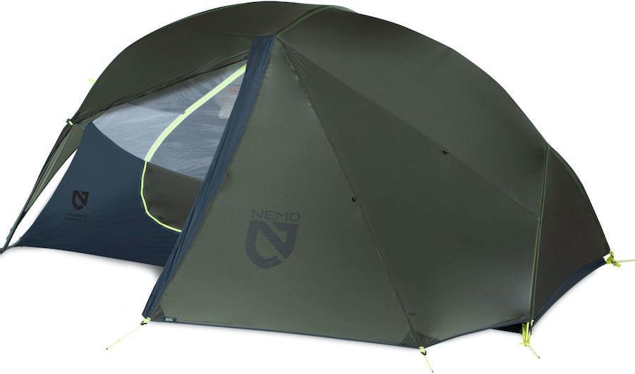 Nemo Dragonfly 1 Bikepack Ultralight Bikepacking Tent, 1 Man Boreal