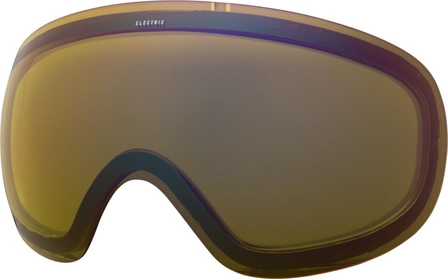 Electric EG3.5 Snowboard/Ski Goggle Spare Lens, Yellow/Blue Chrome