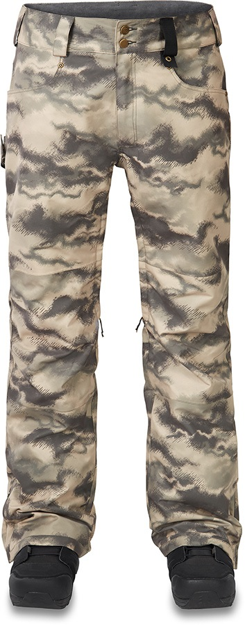 Dakine Artillery 2-Layer Shell Ski/Snowboard Pants, L Ashcroft Camo