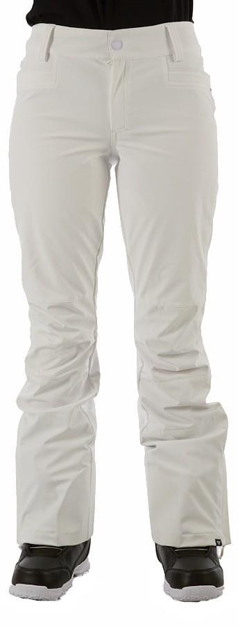 Roxy Creek Women's Snowboard/Ski Pants, M Bright White 2020