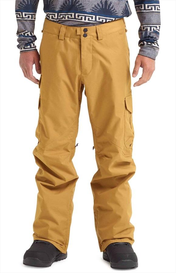 Burton Cargo Snowboard/Ski Pants, L Wood Thrush
