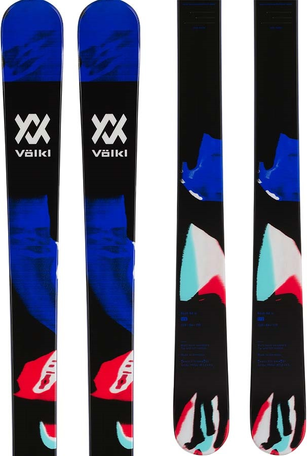 Volkl Bash 86 W Ski Only Women's Skis, 172cm Blue/Black 2020
