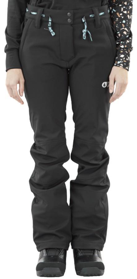 Picture Mary Slim Women's Ski/Snowboard Pants, S Black
