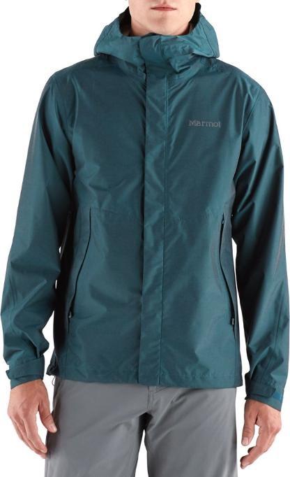 Marmot Phoenix Waterproof Shell Jacket, S Denim
