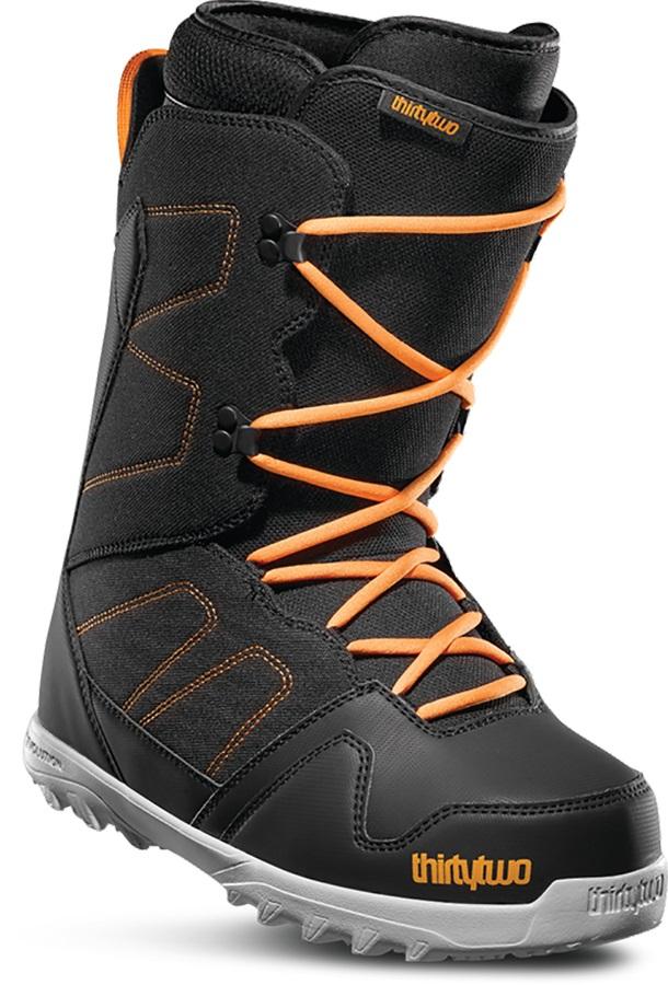 thirtytwo Exit Snowboard Boots, UK 11 Black/Orange 2020