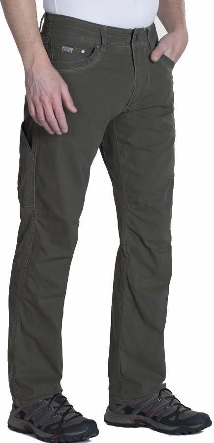 Kuhl Revolvr Pant Regular 4 Season Trousers, 32/32 Gun Metal