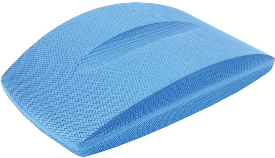 Fitness Mad Adult Unisex Abdominal Sit-Up Back Support, One Size Blue
