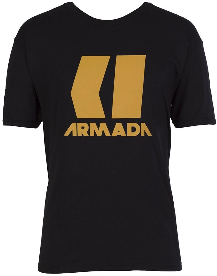 Armada Icon T-Shirt, S Black