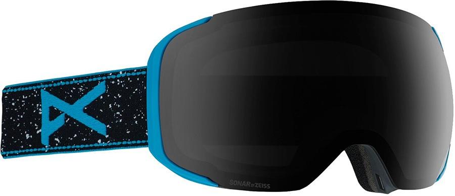 Anon M2 Sonar Smoke Ski/Snowboard Goggles, M/L Ranger