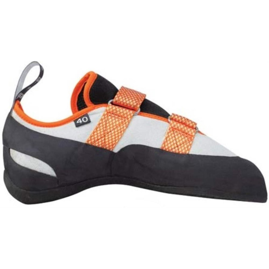 EB Fox 2 Rock Climbing Shoe UK 5.5 | EU 39 Orange/White