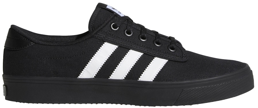 black adidas skate shoes